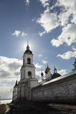 Spaso-Yakovlevsky monaster, Rostov, Rosja Zdjęcie Royalty Free