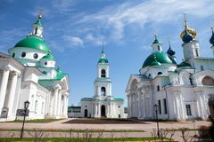Spaso-yakovlevsky Monastery Royalty Free Stock Photo