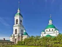 Spaso-Yakovlevsky Monastery, Rostov Royalty Free Stock Photography
