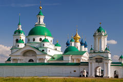 Spaso-Yakovlevsky Monastery in Rostov, Russia Stock Photo