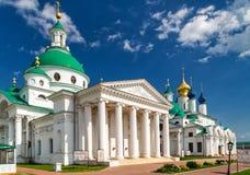 Spaso-Yakovlevsky Monastery in Rostov, Russia Stock Photography
