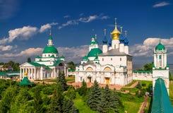 Spaso-Yakovlevsky Monastery in Rostov, Russia Royalty Free Stock Photography