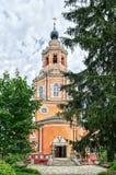Spasskaya Church in Moscow region Stock Image