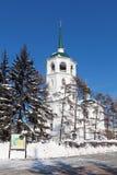 Spasskaya Church Royalty Free Stock Photos