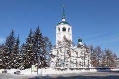 Spasskaya Church Stock Image