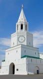 Spasskaya Tower of Kazan. Spasskaya Tower of the Kazan Kremlin Royalty Free Stock Photography
