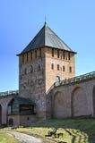 Spasskaya Tower of Kremlin. Royalty Free Stock Photo