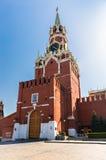 Spasskaya Tower Royalty Free Stock Photos
