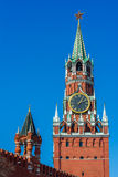 Spasskaya Tower Stock Photography