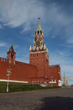 The Spasskaya Tower, Moscow Royalty Free Stock Photo