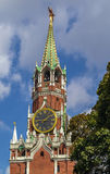 Spasskaya Tower,Moscow,Russia Royalty Free Stock Photo
