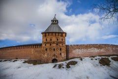 Spasskaya Tower Stock Images