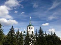 Spasskaya Tserkov church Royalty Free Stock Photo