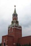 Spasskaya & x28 Frolov& x29  Πύργος Στοκ Εικόνες