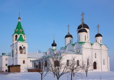 Spasskiy cathedral in Murom. Russia Stock Photo