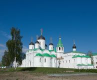 Spasskiy Kloster Lizenzfreies Stockbild