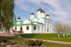 Spasskiy monastery Royalty Free Stock Image