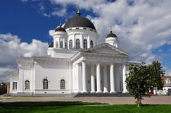 Spassky Cathedral. Royalty Free Stock Photo