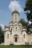 Spassky Cathedral of Andronicus Monastery Stock Photography
