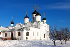 Spassky Cathedral  at Murom Stock Photography