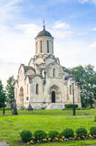 Spassky Cathedral of the Vernicle Image of the Saviour in the Andronikov monastery, Moscow. Stock Images