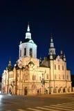 Spassky kyrka. Tyumen Ryssland. Arkivfoton