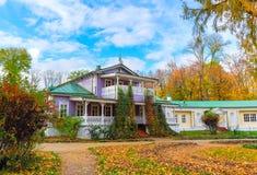 Spassky-Lutovinovo Turgenev estate near Oryol Stock Images