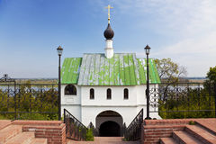 Spassky monastery. Murom Royalty Free Stock Photos