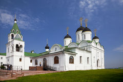Spassky monastery. Murom Royalty Free Stock Images