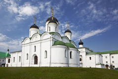 Spassky monastery. Murom Stock Photo