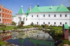 Spassky monastery. Murom Stock Image