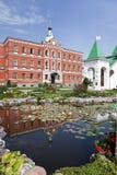Spassky monastery. Murom Stock Images