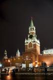 Spassky tower Stock Image