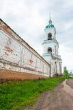 Spasso-Yakovlevsky修道院 库存图片