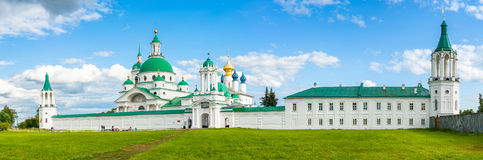Spasso-Yakovlevsky修道院 免版税库存照片