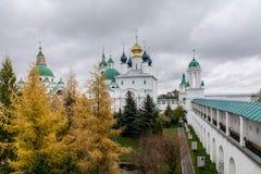 Spasso-Yakovlevsky monastery Stock Image