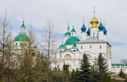 Spasso-Yakovlevsky Monastery Royalty Free Stock Photography