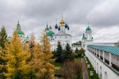 Spasso-Yakovlevskykloster Stockbild