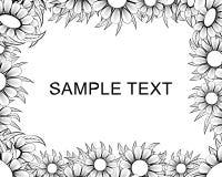 Spatie voor tekst stock illustratie