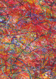 spatter краски предпосылки Стоковая Фотография