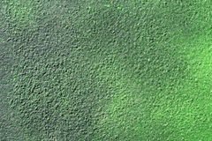 Spattered the wall color. Royalty Free Stock Photography