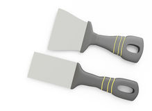 Spatulas Royalty Free Stock Image