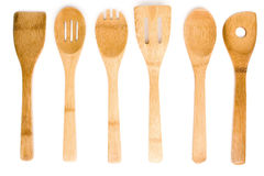 Spatulas Stock Photography