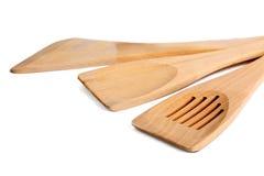 Spatule de cuisine Photo libre de droits
