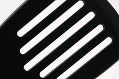 Spatule en plastique Photo stock