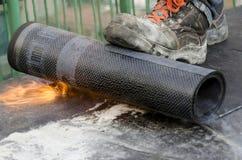 Spawać wodoodporny sheath Zdjęcie Stock