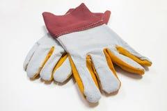 Spawalnicze rękawiczki zdjęcie royalty free