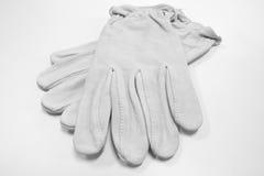 Spawalnicze rękawiczki Fotografia Stock