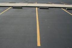 Spazi di parcheggio Immagini Stock Libere da Diritti