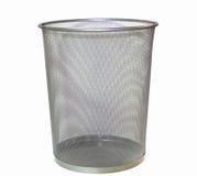 Spazio in bianco della maglia del setaccio del recipiente Immagini Stock